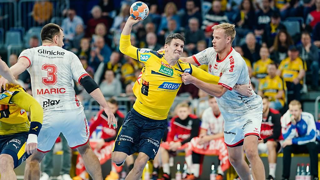 Andy Schmid ist Schweizer Handballer des Jahres