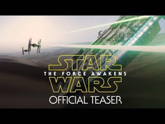 Episode VII: Trailer zu «Star Wars: The Force Awakens».