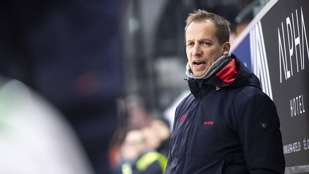 Biels Trainer Antti Törmänen an Krebs erkrankt