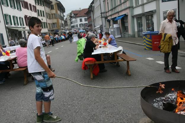 Impressionen von La Tavolata in Bad Zurzach.