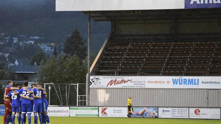 Ende September soll es im Stadion Altenburg bei der Partie zwischen dem FC Wettingen und dem FC Oftringen zum Eklat gekommen sein.