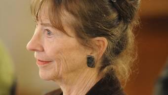 Anne-Marie Rey kämpft für die Abtreibung in der Grundversicherung. zvg