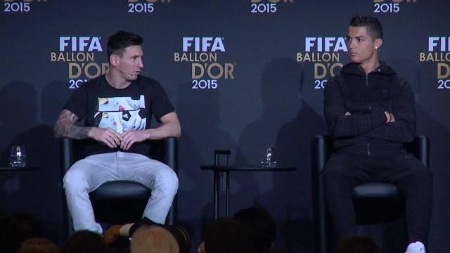 Weltfussballer des Jahres 2015