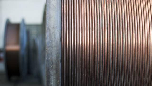 Begehrtes Material: Kupferkabel (Symbolbild)
