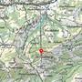 Der 67-Jährige verunfallte am Kronberg im Gebiet Hackbüel.
