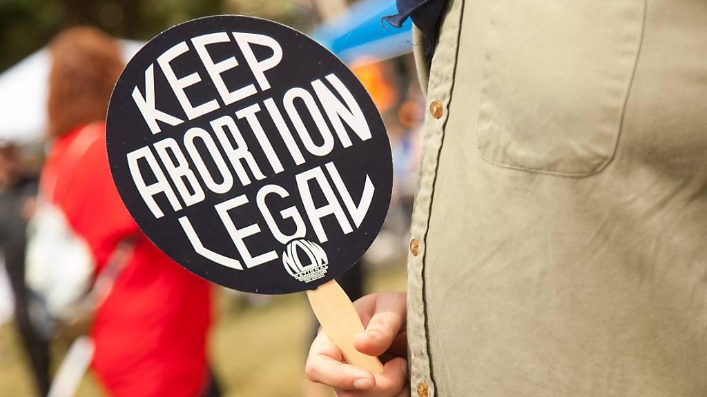 Strenges Abtreibungsgesetz in Texas vorläufig wieder in Kraft