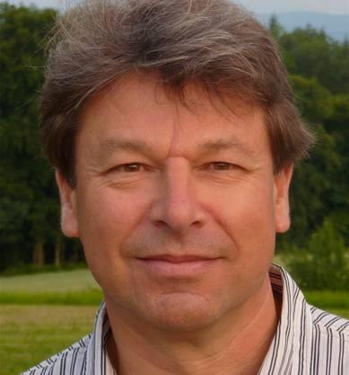 Neu oberster Bezirkslehrer: Martin Schaffner aus Baden.