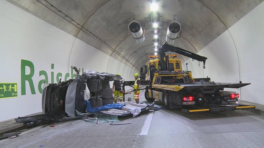 Walenstadt (SG): Unfall fordert Todesopfer
