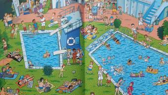 Badiszenen machen Nähe und Abstand zum Thema.