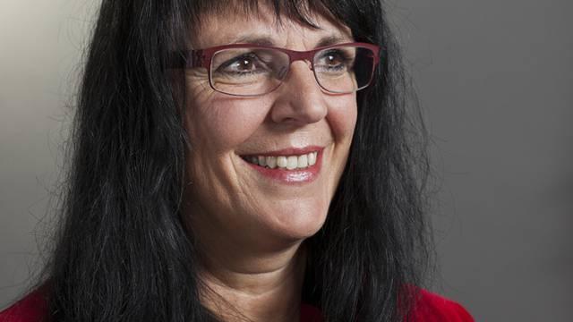Konnte die Parteifreunde für ein Ja zur Buchpreisbindung gewinnen: EVP-Nationalrätin Marianne Streiff (Archiv)
