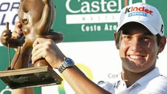 Matteo Manassero schrieb in Spanien Golfgeschichte
