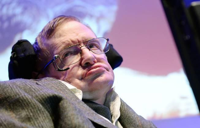 Das britische Physik-Genie litt seit Jahrzehnten an der unheilbaren Muskel- und Nervenkrankheit ALS und war auf einen Rollstuhl angewiesen.