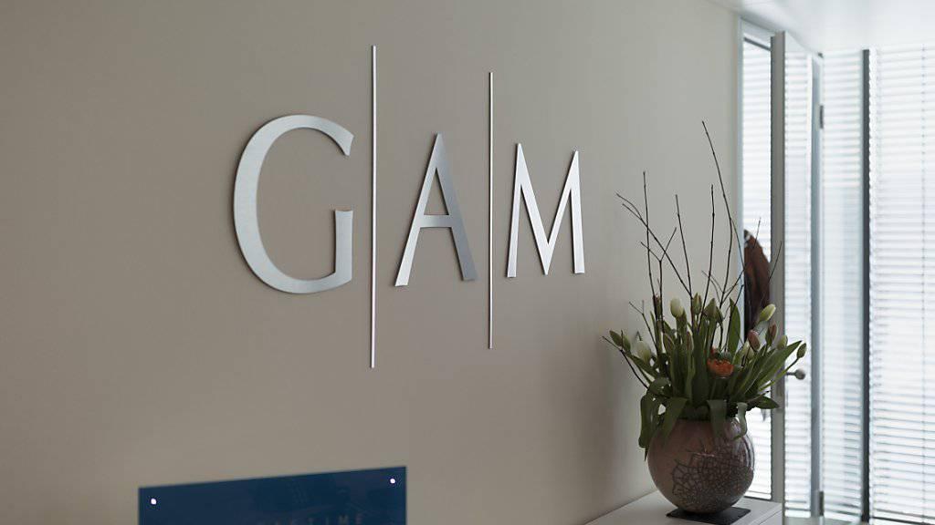 Der Vermögensverwalter GAM muss nach der Suspendierung eines Fondsmanagers hohe Geldabflüsse hinnehmen. (Archivbild)
