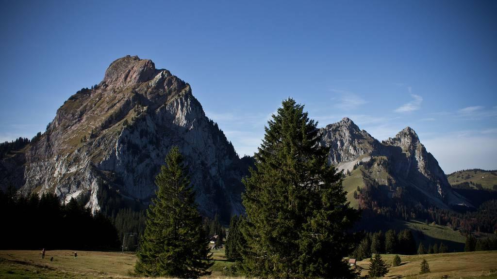 Bergsteiger am Haggenspitz tödlich verunglückt