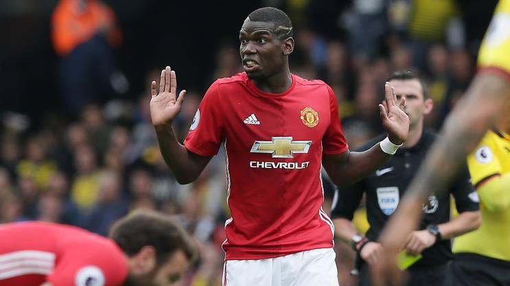Paul Pogba ist ein wichtiger Schlüsselspieler für Manchester United