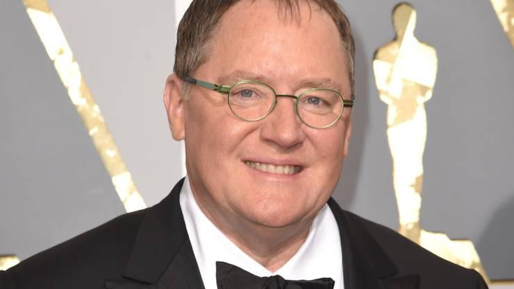 Der 61-jährige Oscar-Preisträger John Lasseter hat nach einem Skandal um sexuelle Belästigung eine neue Anstellung gefunden. (Archivbild)
