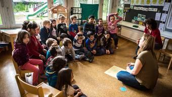 Die Schülerzahlen in Basel-Stadt und Baselland nehmen zu.