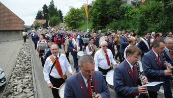 Musiktag in Lüterswil