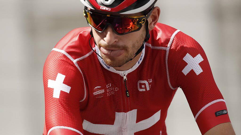 Bester der vier gestarteten Schweizer: der Gesamt-17. Sébastien Reichenbach
