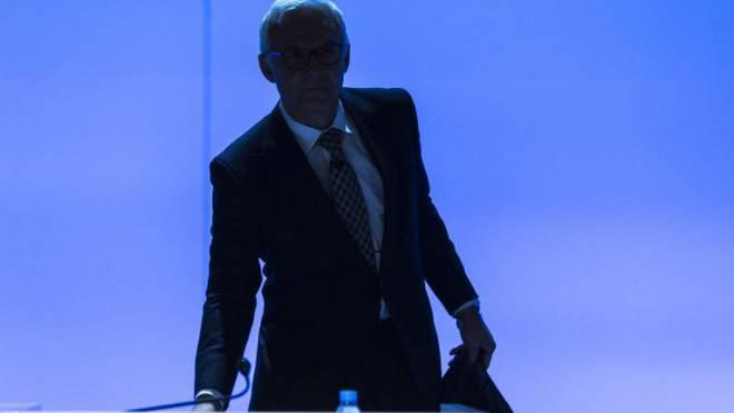 Unklare Aussagen zur Strategie seiner Bank: CS-Verwaltungsratspräsident Urs Rohner. Foto: Keystone