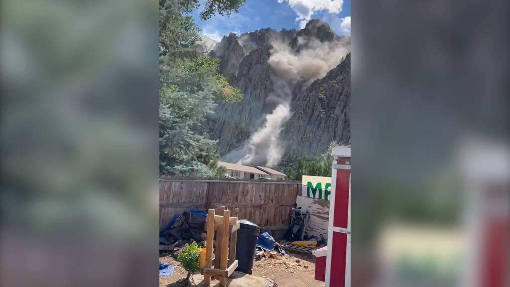 Erdbeben der Stärke 5,9 erschüttert Nevada