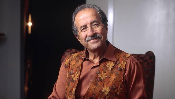 Rafik Schami: «Entweder erzähle ich oder meine Seele geht zugrunde.»