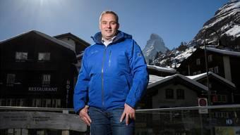 Daniel Luggen: «Wir wissen aus Umfragen, gerade einmal zwanzig Prozent der Schweizerinnen und Schweizer haben bereits einmal das Matterhorn gesehen.»