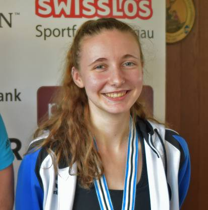Silbermedaille für die Mettauer 300-m-Junioren-Gewehrschützin Vanessa Zürcher.