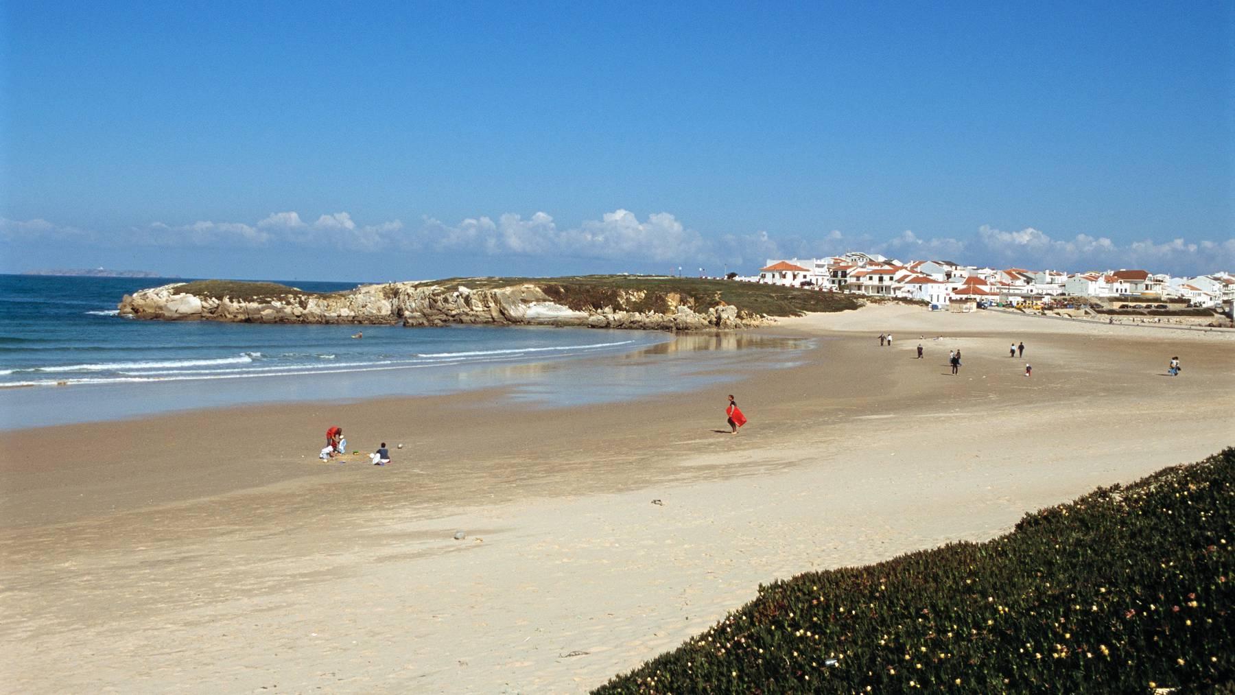 Weil die Strandbesucher weg bleiben, fehlen den Reiseveranstaltern auch die Einnahmen. (Symbolbild)