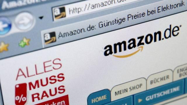 Amazon hat wegen seiner Internet-Filmdatenbank eine Klage am Hals (Archiv)