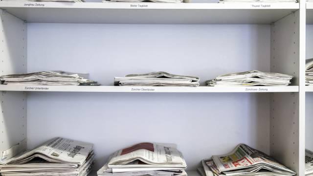 Überrascht: Schweizer Zeitungskommentatoren ob SNB-Entscheid