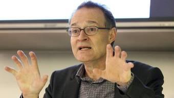 Der ehemalige Vizedirektor des Bundesamtes für Energie, Michael Kaufmann (Archiv)