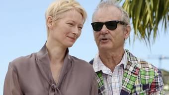 """Tilda Swinton und Bill Murray spielen in """"Moonrise Kingdom"""" von Wes Anderson"""