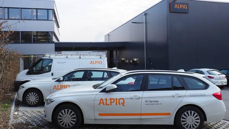 Letztes Jahr zügelte die Oltner Alpiq-InTec-Niederlassung mit 140 Mitarbeitern in ein neues Gebäude um.