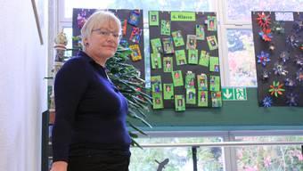 Susanne Carrard leitet seit zwei Jahren die Primarschule und den Kindergarten in Oberbuchsiten.