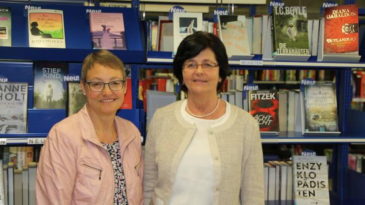 Anita Räss (links) und Beatrice Haudenschild.