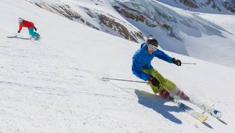 Wintersport in Saas-Fee: Von der Revolution blieb nicht viel übrig.