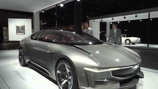 «Grand Basel» erhebt Autos zur Kunst – ein Augenschein.