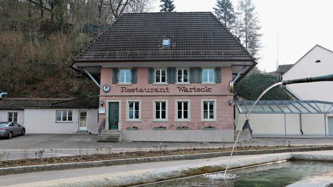 Seit Herbst 2019 bleibt im «Warteck» an der Kaister Dorfstrasse die Küche kalt.