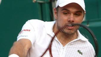 Stanislas Wawrinka wurde in Monaco vom Serben Novak Djokovic gestoppt