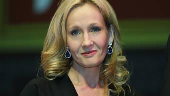 """""""Harry Potter""""-Erfinderin J.K. Rowling arbeitet an zwei neuen Büchern. (Archivbild)"""