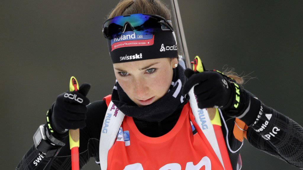 Aita Gasparin läuft in Slowenien nur in den 50. Rang