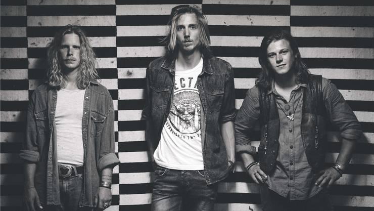 Der Nachwuchsförderungspreis ging an die Rockgruppe Basement Saints.