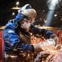 Die Aargauer Industrie darf sich über gute Zahlen freuen. Noch aber ist Vorsicht angebracht.