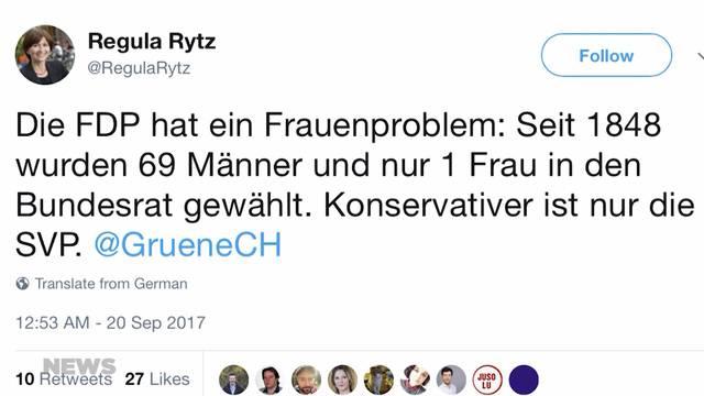 «Die FDP hat ein Frauenproblem»