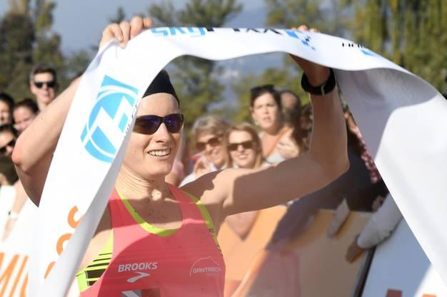 Bei den Frauen holte sich die 29-jährige Solothurnerin Petra Egggenschwiler den Sieg.