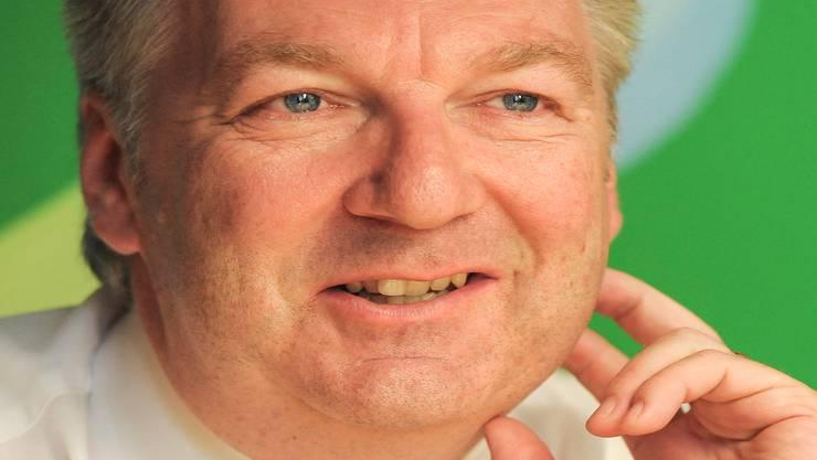 Hansjörg Wilde ist seit 100 Tagen Gemeindepräsident von Riehen: Er ist der Meinung, «sehr gut ins Amt reingekommen zu sein».