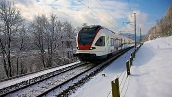 Seit 15 Jahren in der Schweiz unterwegs: An Flirt-Zügen von Stadler Rail sind Rostschäden aufgetreten. SBB