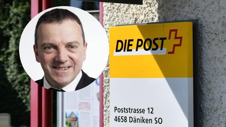 SVP-Nationalrat versteht die Situation der Post.