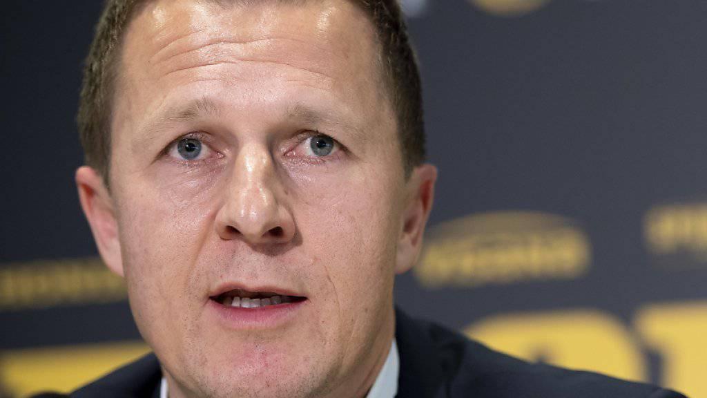 Sportchef Christoph Spycher unterschrieb bis Ende 2022 bei den Young Boys